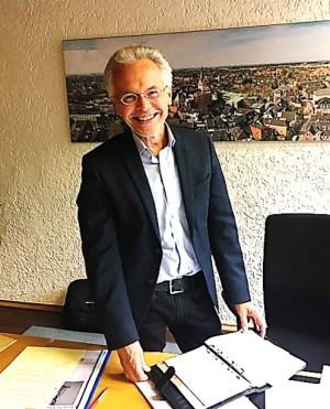 Porträt Volker Rübo