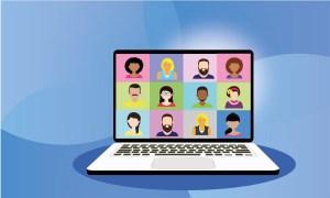 Pixabay Foto Videokonferenz