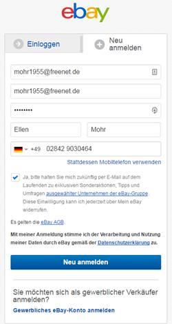 Ebay Kaufen Und Verkaufen älter Werden In Kamp Lintfort