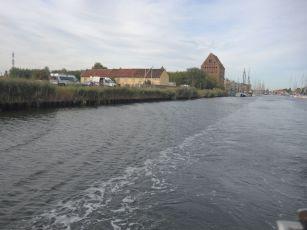 Ostsee Segeltörn 2019, Netzwerk 55plus!Meerbeck