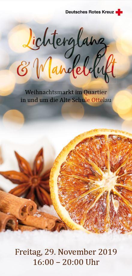 Weihnachsmarkt 2019 Flyer