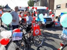 ZWAR-Gruppe Radfahren