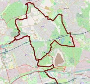 ZWAR-Radtour