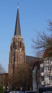 Evangelische Stadtkirche Moers