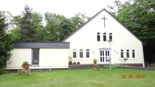 Gemeindehaus der ev. Kirchengemeinde Meerbeck