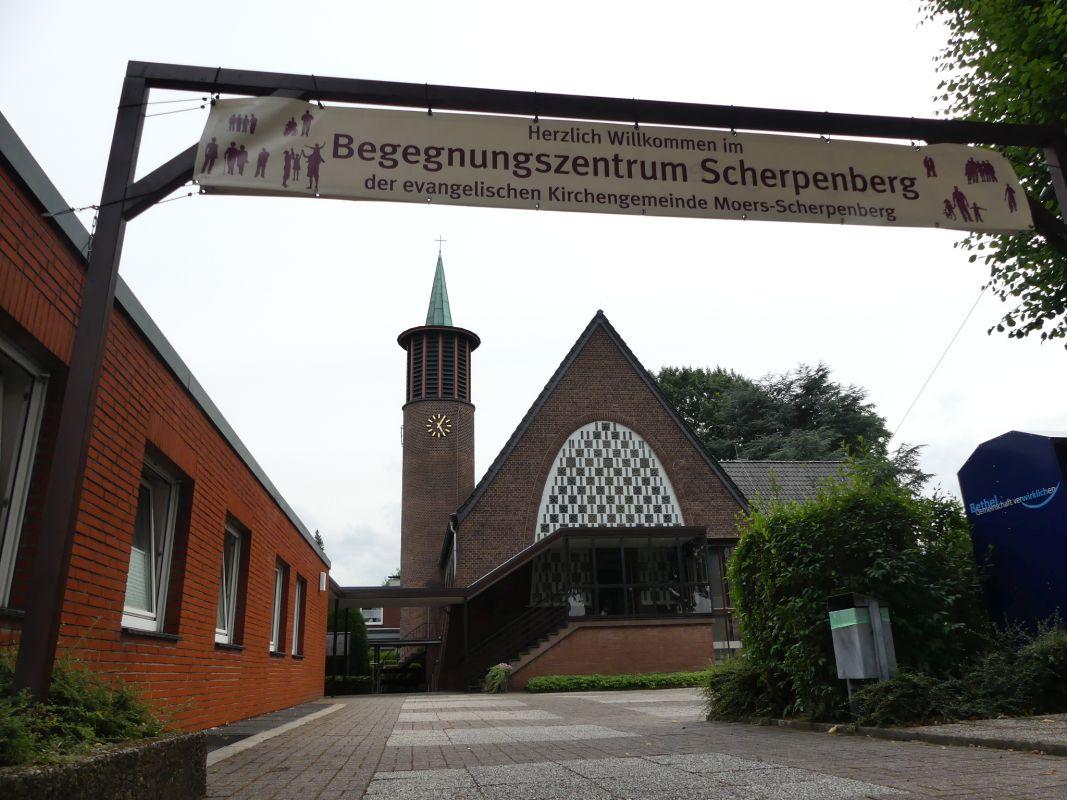 Ev. Kirchengemeinde Moers-Scherpenberg