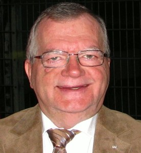 Franz Rüther, Redakteur; Foto: privat