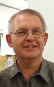 Wolfgang Gedanitz; Redakteuer und Administrator; Foto: privat