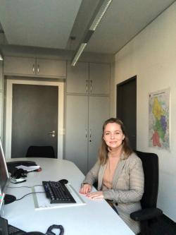 Valerie Carré, Stadt Moers, Leitstelle Älterwerden, Foto: privat