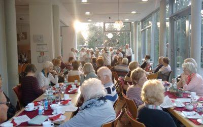 """""""Mensch Mozart!"""" Komponistennachmittag in der Villa Friedlinde mit Musik und Ballett"""
