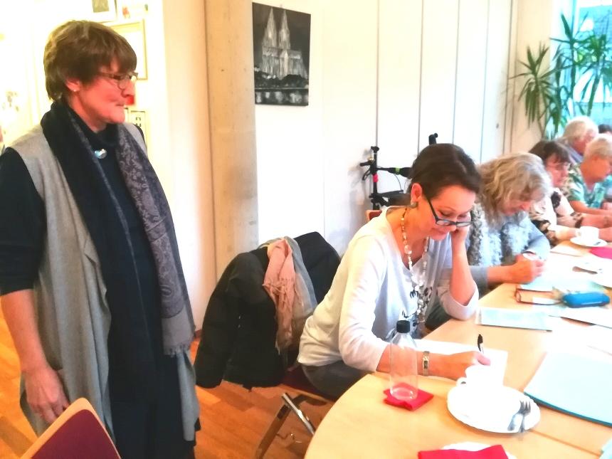 """""""Wie schreibe ich eine Vision?"""" – Barbara Blömeke bietet Hilfestellung – fällt aus!"""