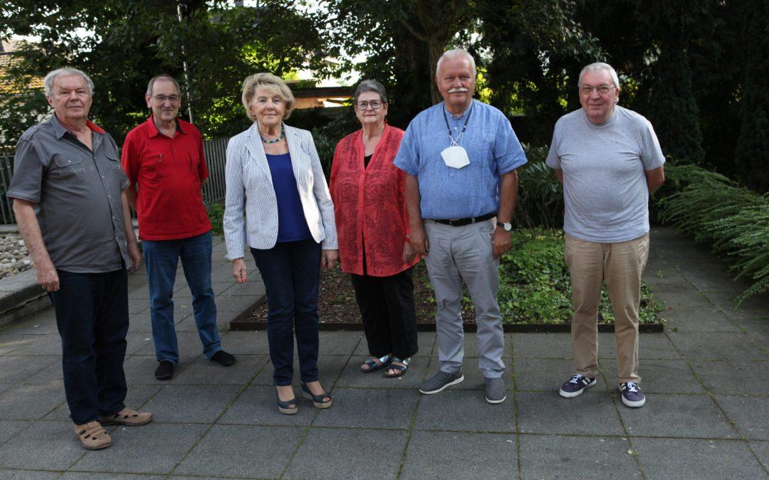 Neuer Vorstand im Verein zur Förderung der Seniorenarbeit in Lohmar e.V. (FöS)