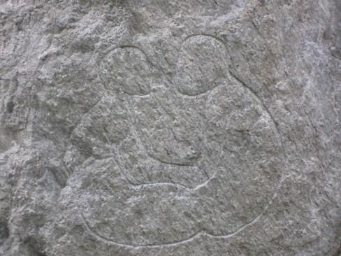 Steinzeichnungen