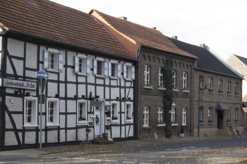 Marktplatz in Rheidt