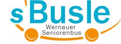 Logo Wernauer Seniorenbus