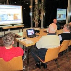 Workshop-Teilnehmer. Nicht im Bild: Franz König