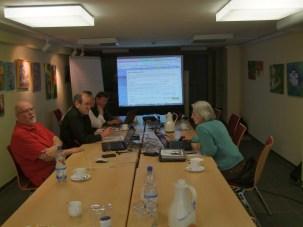Facebook Workshop in Lohmar 2014