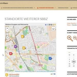 Screenshot Standorte weiterer SBBZ _ Seniorinnen und Senioren in Moers