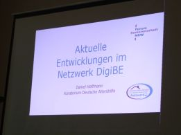 Treffen des Netzwerks Engagement älterer Menschen in der digitalen Gesellschaft, Juni 2015 in Dortmund