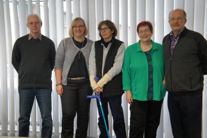 Redaktionsteam des Seniroenportal Bergheim 2015