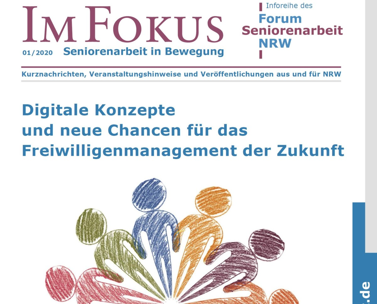 Titelbild Im Fokus Ausgabe 1-2020