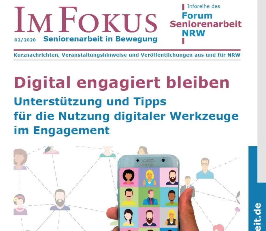 Titelbild Im Fokus Ausgabe 2-2020