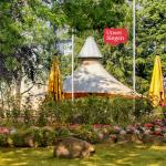 Der Schlosspark in Siegen ist ein beliebter Ausflugsort und für seinen Blütenreichtum bekannt. Mit freundlicher Genehmigung von Ricardo Orlando vom DiWerk - das Digitale Werk in Netphen.