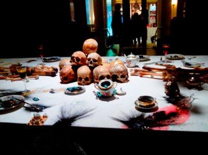 'Un banquete cruel' Ouka Leele