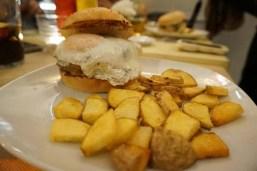 Gregorio's Burger, Carmencita Bar