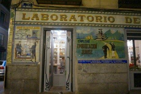 La farmacia Juanse ahora es una cafetería