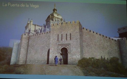 La Puerta de la Vega