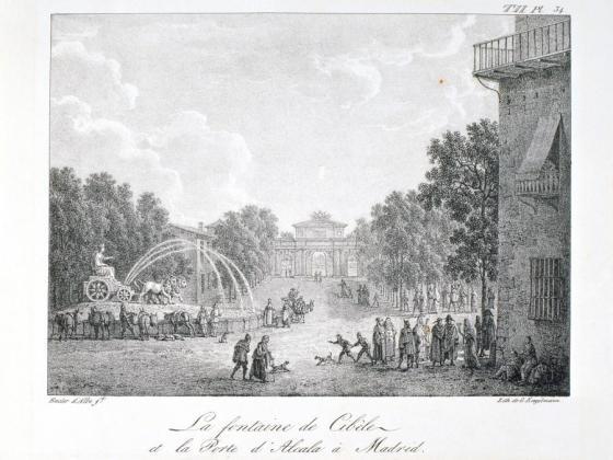 1822. Cibeles Louis-Albert Guillian D-ALBE