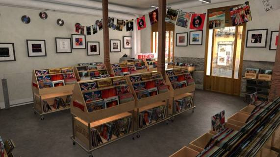 Beefeater Record Store
