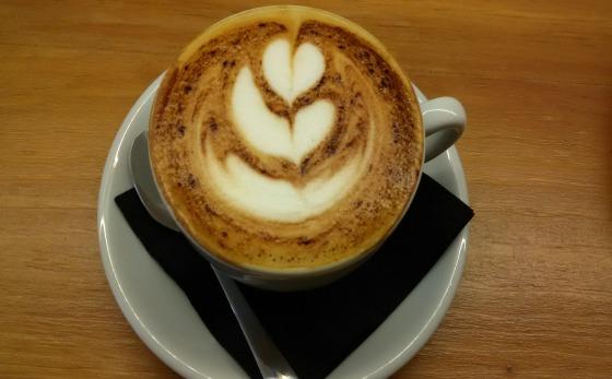 Cappuccino-Madrid