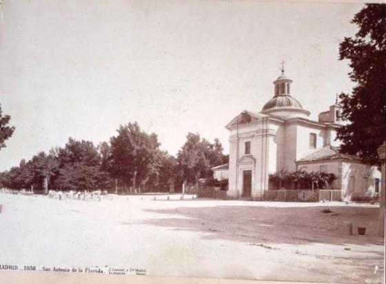 SanAntoniodeLaFlorida. Laurent. 1890