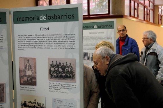 Memoria de los barrios Vallecas
