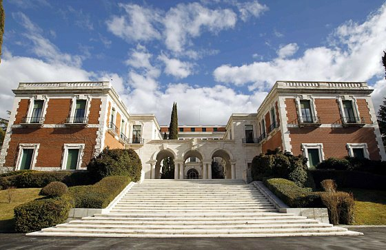 Casa de Velazquez Madrid