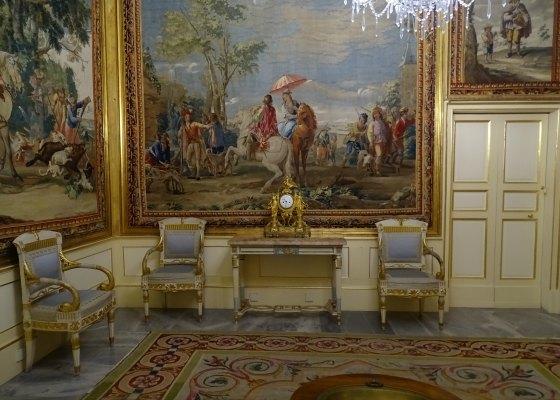 Palacio de los Borbones Escorial