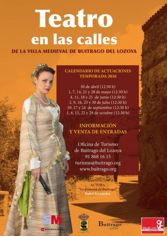 Visitas-Teatralizadas_2016- Buitrago del Lozoya
