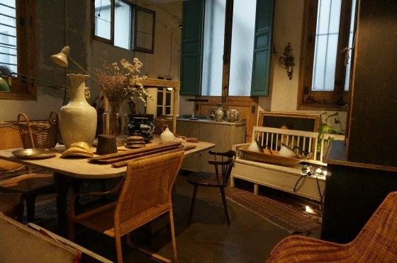 venta antiguedades il tavolo verde