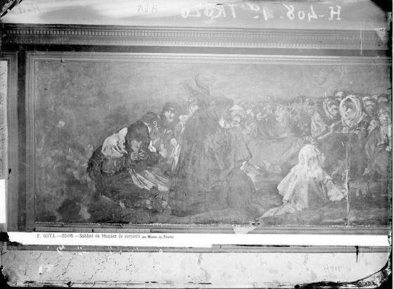 El Aquelarre. Goya VN-08125_P