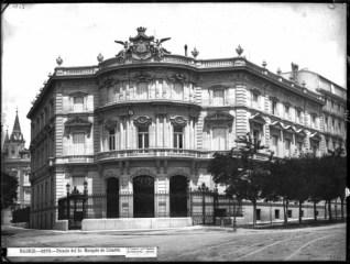 Palacio de Linares. Laurent