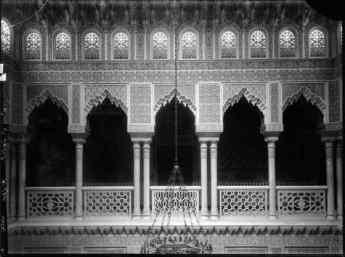 Interior Palacio de Xifré