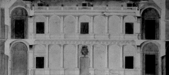 Restauración del Claustro de los Jerónimos. Foto propiedad del Blog Arte de Madrid.