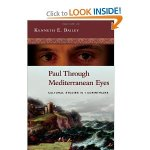 In the Mail: Paul Through Mediterranean Eyes: Cultural Studies in 1 Corinthians @ivpress