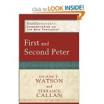 Sorta in the Mail: @bakeracademic's First and Second Peter (Paideia: Commentaries on the New Testament)