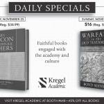 if you look closely… two #sblaar specials from @KregelAcademic