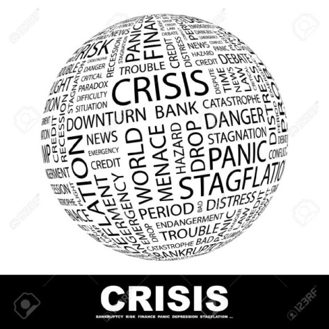 9129618-CRISIS-Globe-with-different-association-terms-Wordcloud-vector-illustration--Stock-Vector