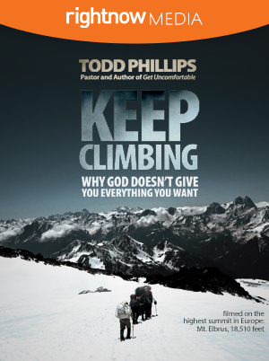 January 2020: Keep Climbing | Todd Phillips