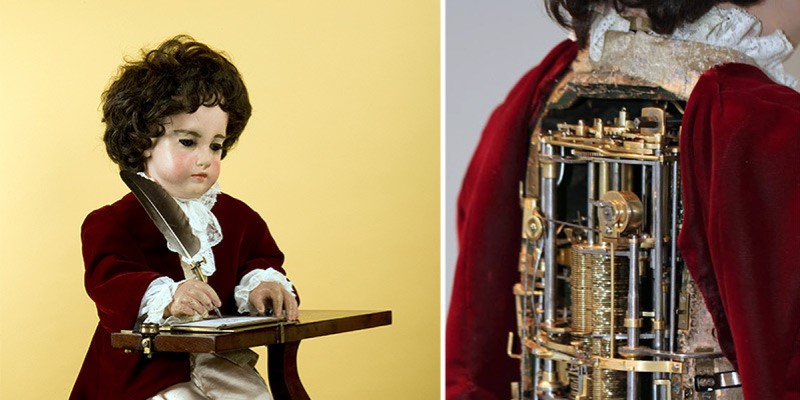 This 240-Year-Old Doll Is The World's First Computer